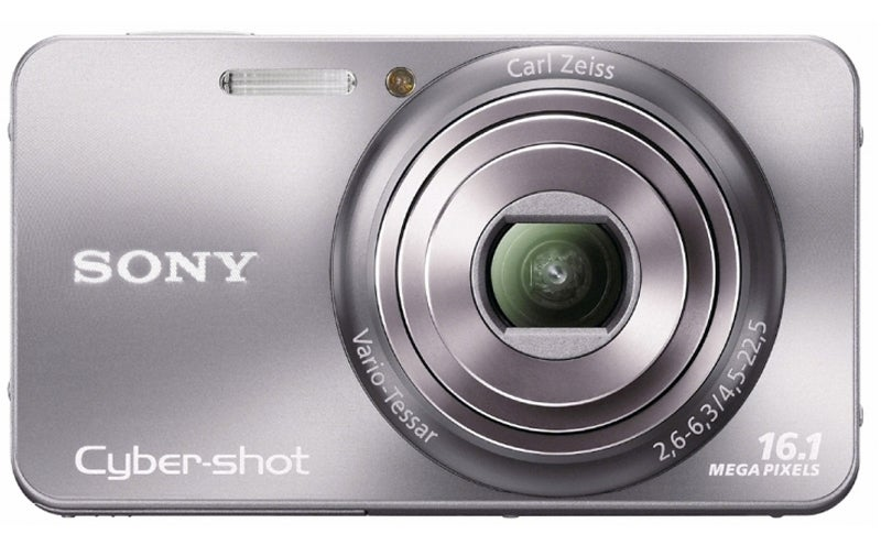 Sony Cyber-shot W570 review - What Digital Camera tests the Sony W570