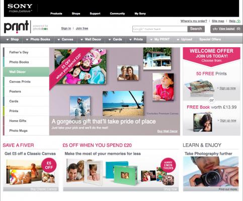 Sony PRINT | News | What Digital Camera