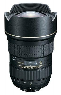 Tokina's AT-X 16-28mm f/2.8 PRO FX