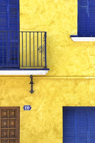Number 10 Spanish Style
