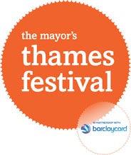 Thames Festival logo