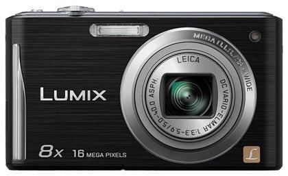 Panasonic Lumix FS37 Front