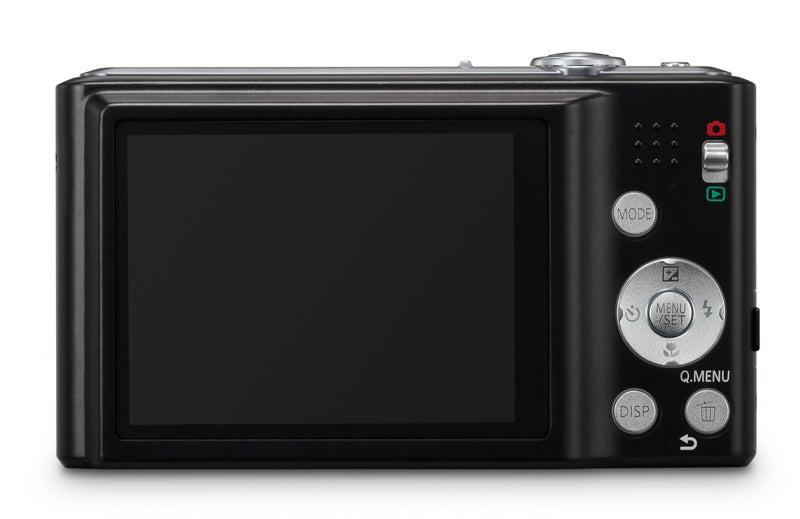how to take apart a panasonic lumix camera