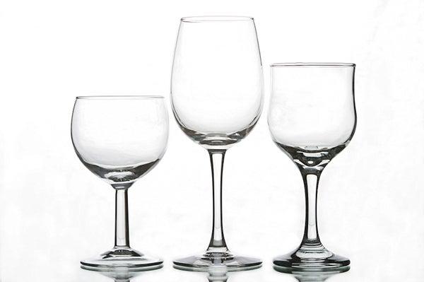 glasses still life