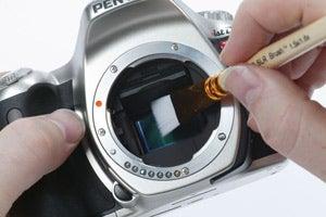 cleaning sensor