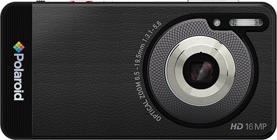 Polaroid unveils Android-powered camera - What Digital Camera