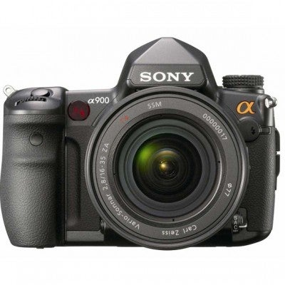Sony Alpha a900front 580