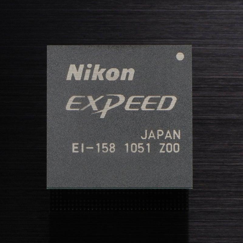Nikon D800 EXPEED 3 image processor