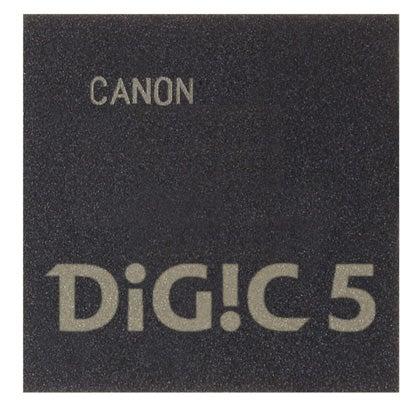Canon EOS 650D DIGIC 5 processor