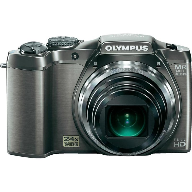 Olympus Digital Camera: Olympus SZ-31MR Review