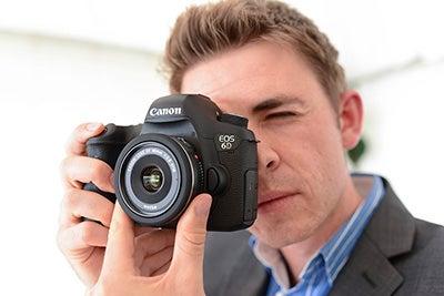 Canon 6D preview