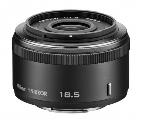 Nikon 1 18.5mm f1.8lens