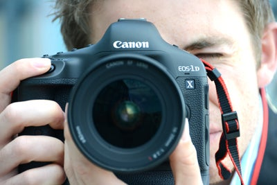 Canon EOS 1D X Hands On Review
