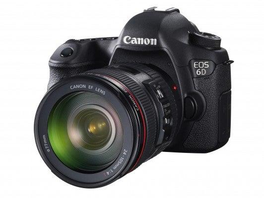 Canon EOS 6D Beta