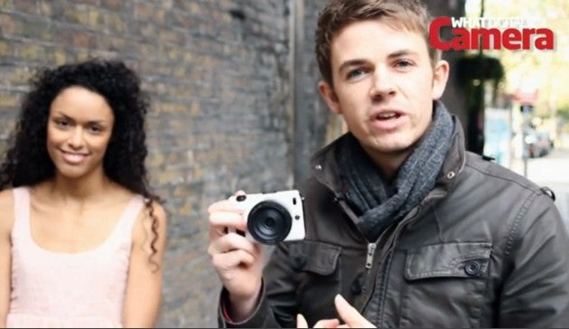 EOS-M first look video