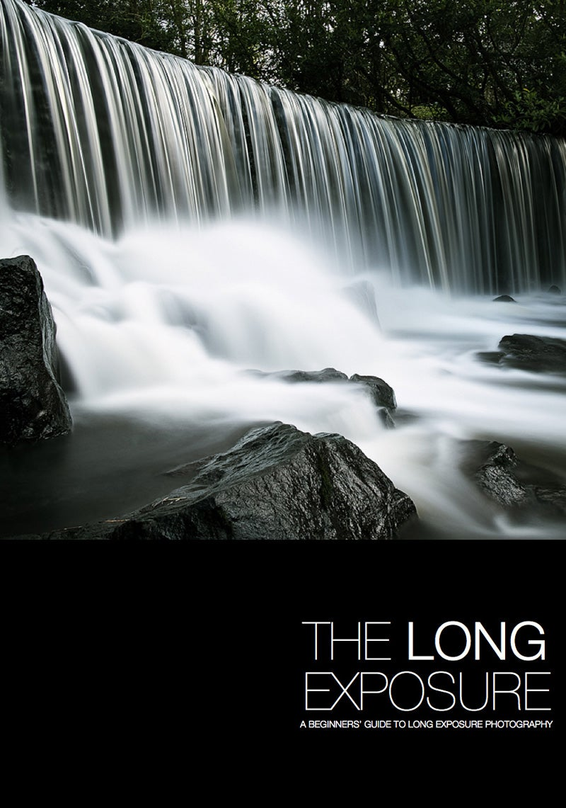 Digital Photography Book Cover : Long exposure ebook guide announced what digital camera