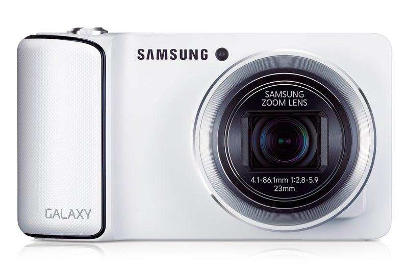Samsung Galaxy Camera front view
