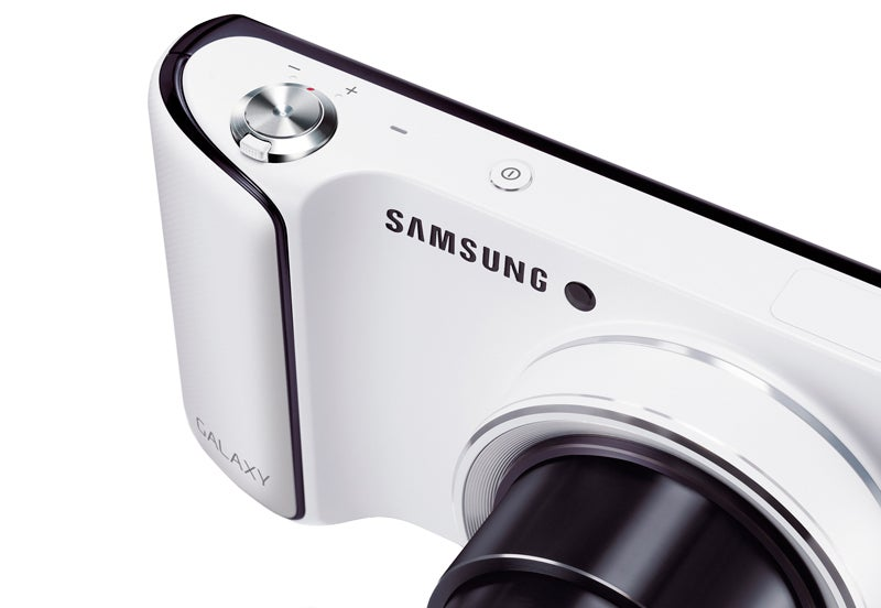 Samsung Galaxy Camera minimalist body