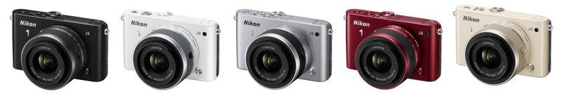 Nikon 1 J3 Cameras
