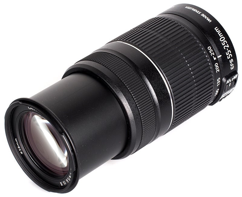 Canon EF-S 55-250mm f4-5.6 IS II product shot
