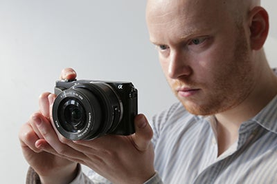 Sony NEX-3N hands on