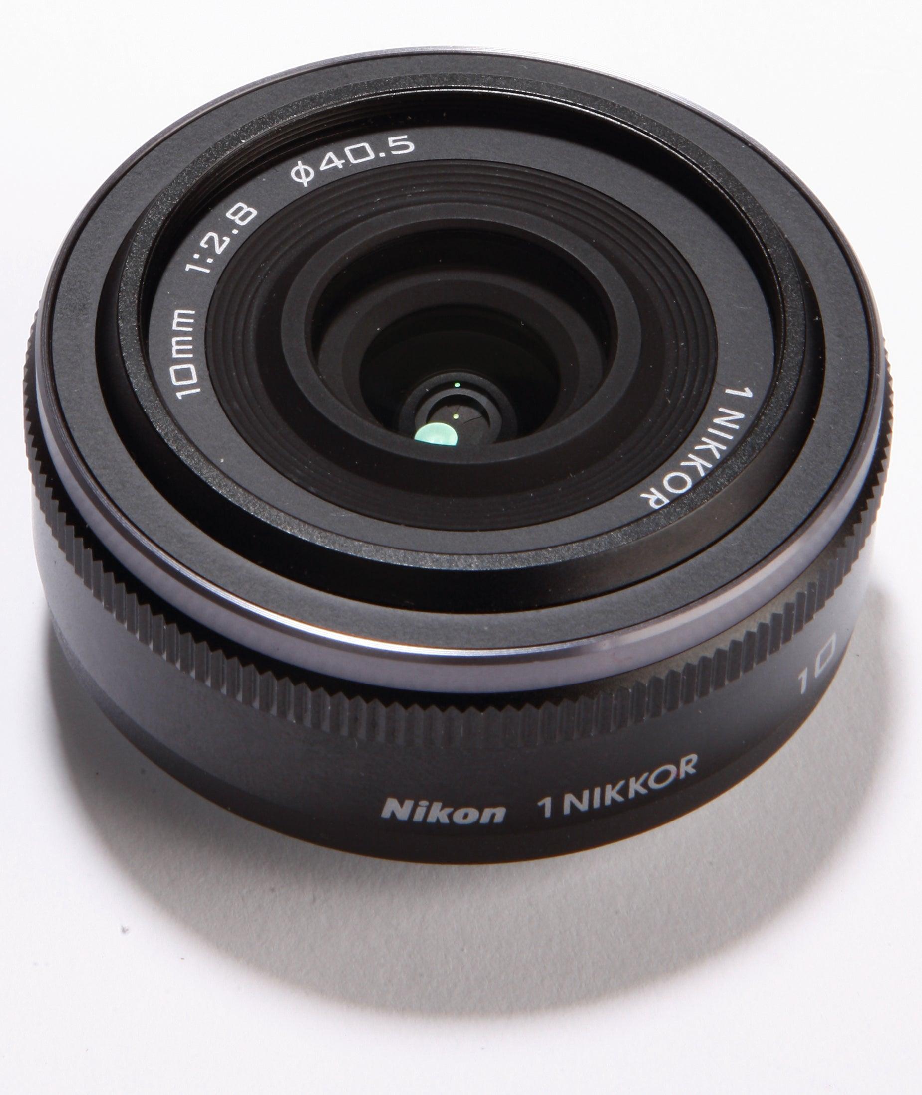 d4d8604410f Nikon 1 Nikkor 10mm f/2.8 Pancake Review