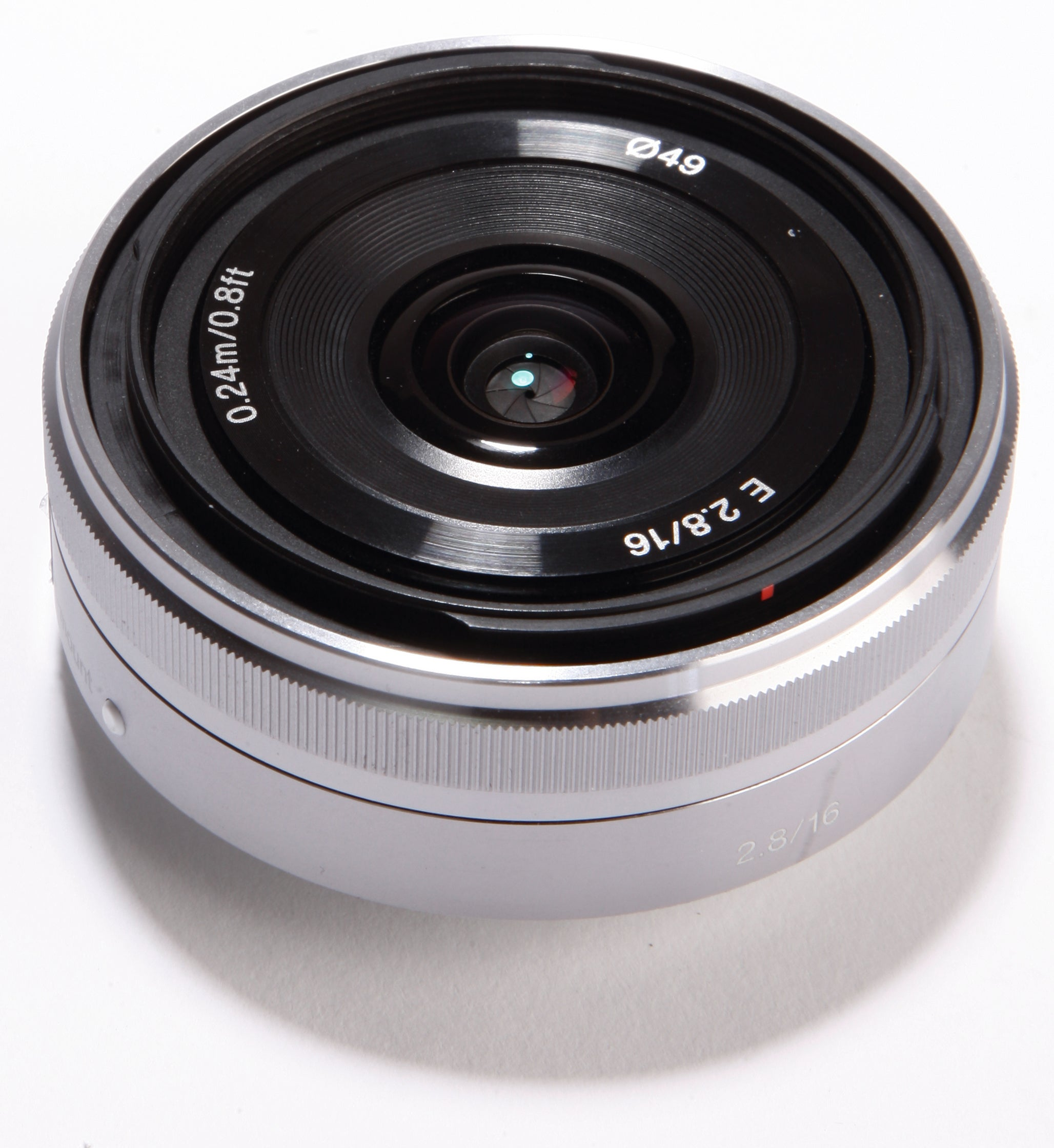 Sony 16mm F 2 8 Pancake Lens Review