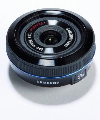 Samsung pancake 20mm