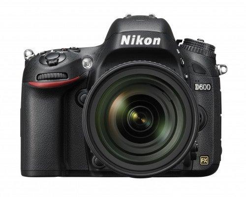 Nikon DSLR Product Image