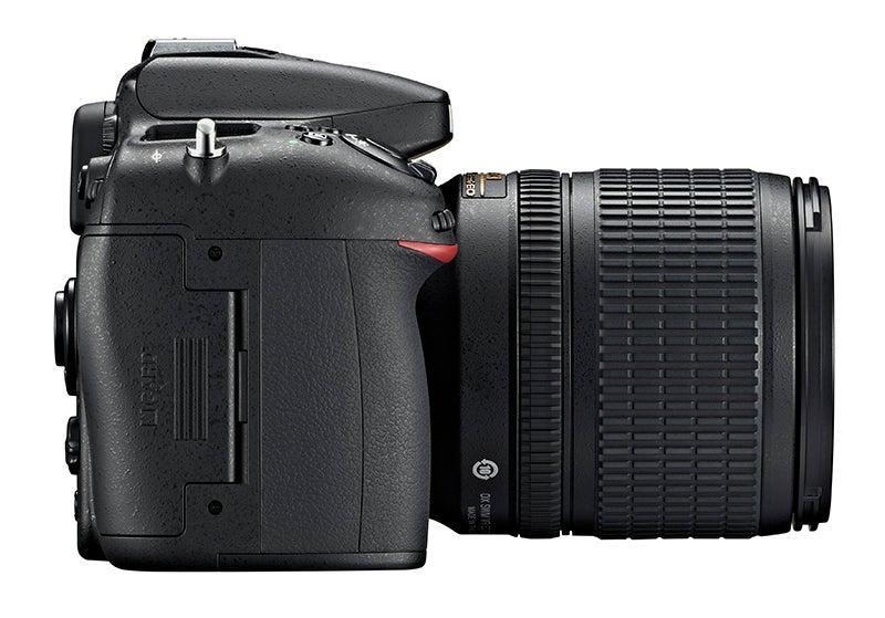 Nikon D7100 hand grip