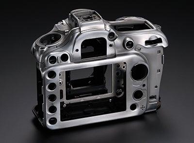 Nikon D7100 shell
