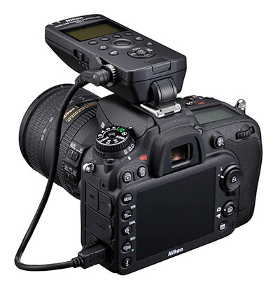 nikon d7100 with wr-1 wireless remote