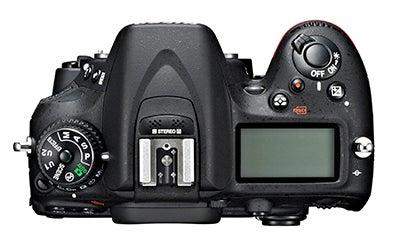 Nikon D7100 top plate