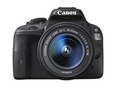Canon EOS 700D Front
