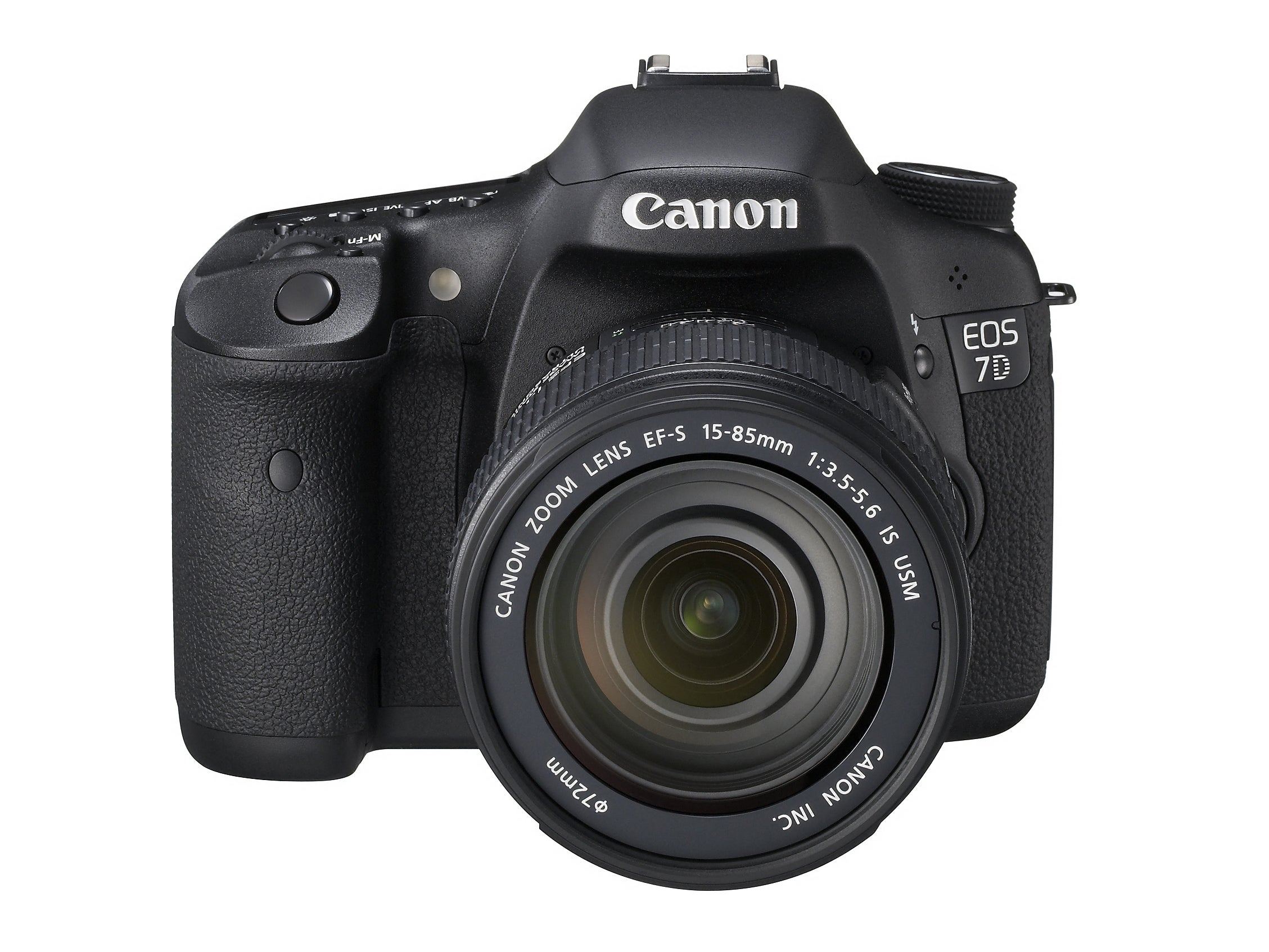 Canon EOS 7D front view