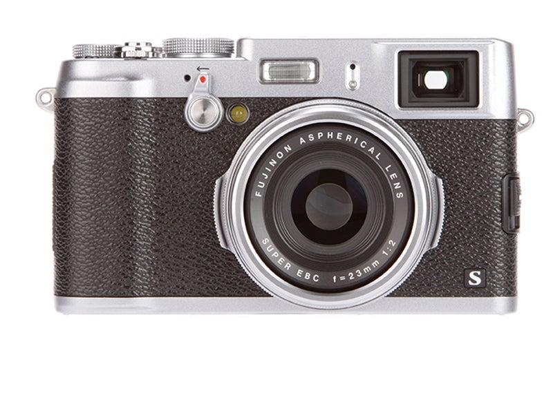 Fujifilm X100S front view