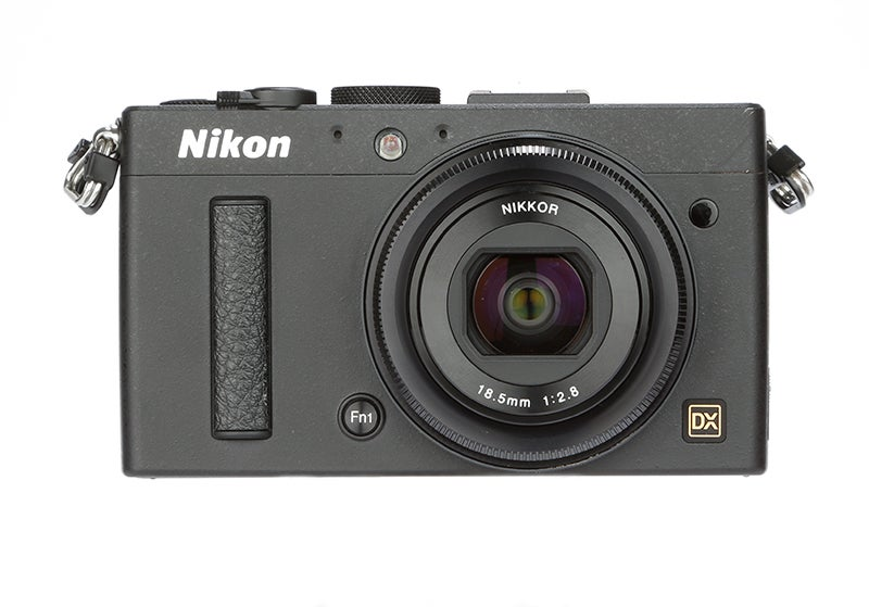 Nikon COOLPIX A front view