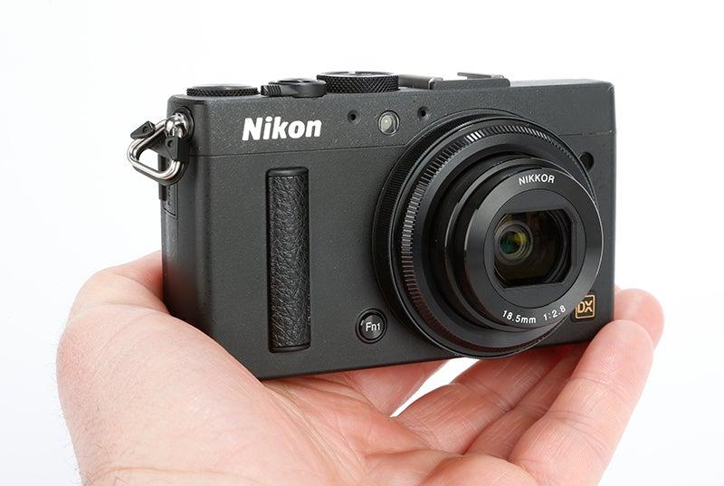 Nikon COOLPIX A handheld