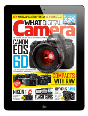 What Digital Camera on iPad
