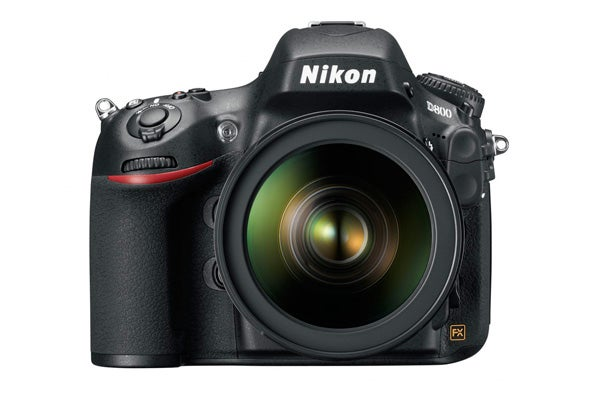 16 digital cameras that changed the world - nikon d800
