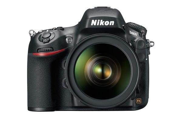 16 digital cameras that changed the world - nikon d800