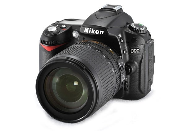 16 digital cameras that changed the world - nikon d90