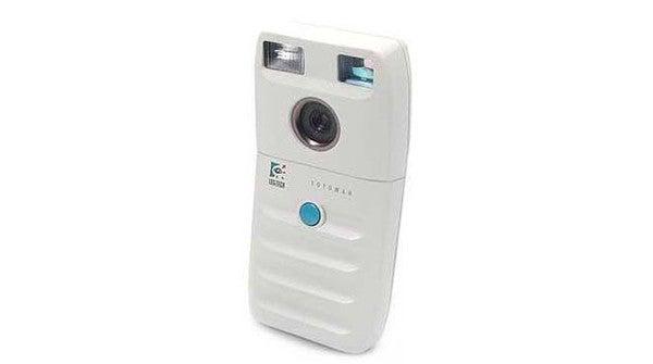 16 digital cameras that changed the world - Logitech Fotoman
