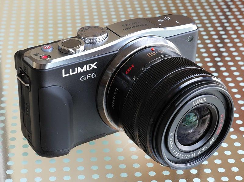 Panasonic Lumix Gf6 Vari Angle Touch Screen And Wifi On A