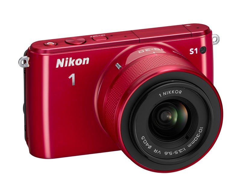 Nikon 1 S1 angle