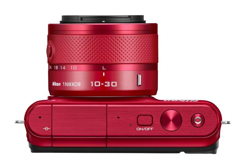 Nikon 1 S1 top view
