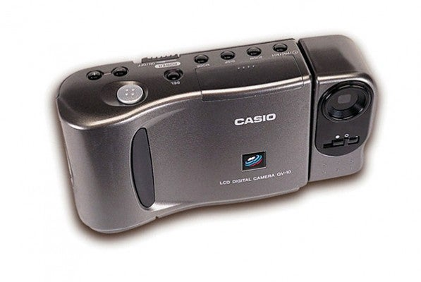 digital cameras that changed the world