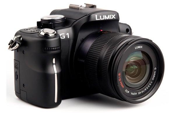16 digital cameras that changed the world - panasonic lumix g1