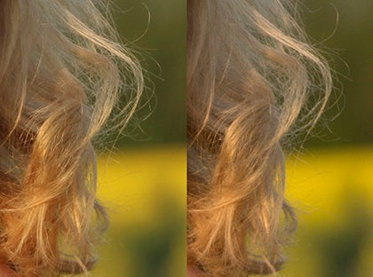 Canon EOS 100D Raw vs JPEG comparison