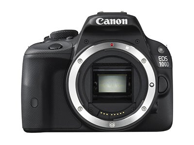 Canon EOS 100D sensor